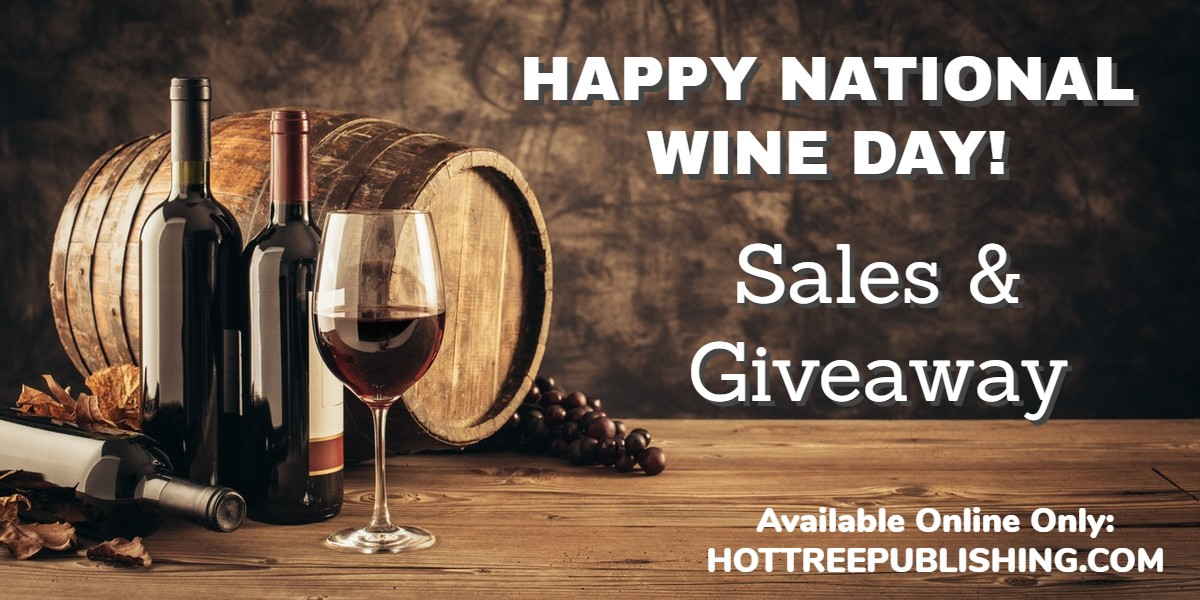 Happy National Wine Day!