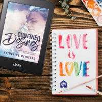 Guest Post: Katherine McIntyre & Choosing a setting for Confined Desires